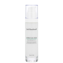 Nutrient day cream SPF30 - Josh Rosebrook