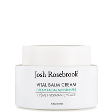 Vital balm cream - Powerful moisturizer with botanical hyaluronic acid - Josh Rosebrook