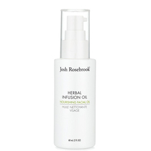 Herbal infusion oil - Anti-aging make-up remover - Josh Rosebrook