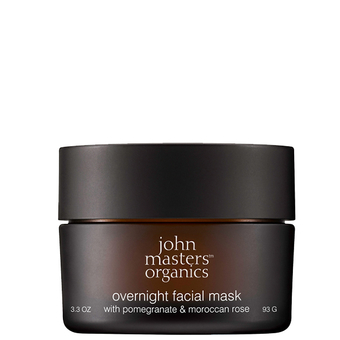 Overnight Mask with Pomegranate & Moroccan Rose - John Masters Organics