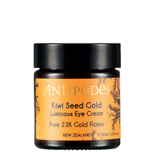 Kiwi seed Gold Luminous Eye cream  - Antipodes