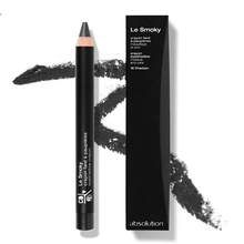 Le Smoky 18 - Crayon eyeshadow Charbon - Absolution x C. Danchaud