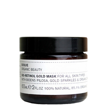 Bio-Retinol Gold Mask - Anti-ageing face mask  - Evolve