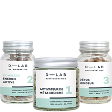 Fat Burner Program - Full body weight loss - D-Lab