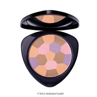 Correcting face powder - 01 Vivifiante - Dr. Hauschka Makeup
