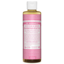 Cherry Blossom 18-in-1 Pure-Castile Liquid Soap - Dr. Bronner