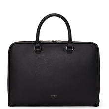 Holder briefcase - Black - Matt & Nat