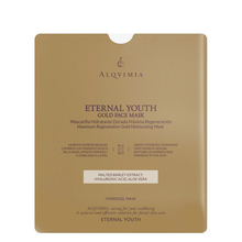 Eternal Youth - Gold face mask - Alqvimia