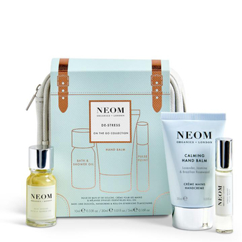On the go collection - Travel de-stress kit - Neom Organics