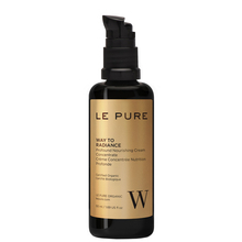 Way to Radiance - Profound nourishing cream concentrate - LE PURE