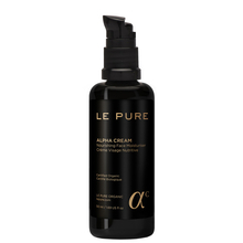 Alpha Cream - Nourishing face moisturizer - LE PURE