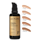Perfecting Illumination - Natural Glow moisturising foundation - LE PURE