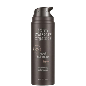 Honey & Hibiscus repair hair mask - John Masters Organics