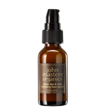 Green tea & Rose hydrating face serum - John Masters Organics