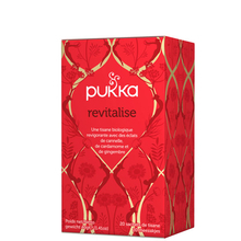 Revitalise - To warm & invigorate - Pukka