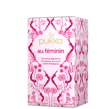 Womankind - Balancing for women - Pukka