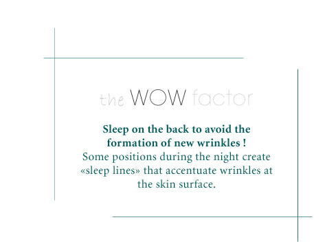 the wow factor for mature skin
