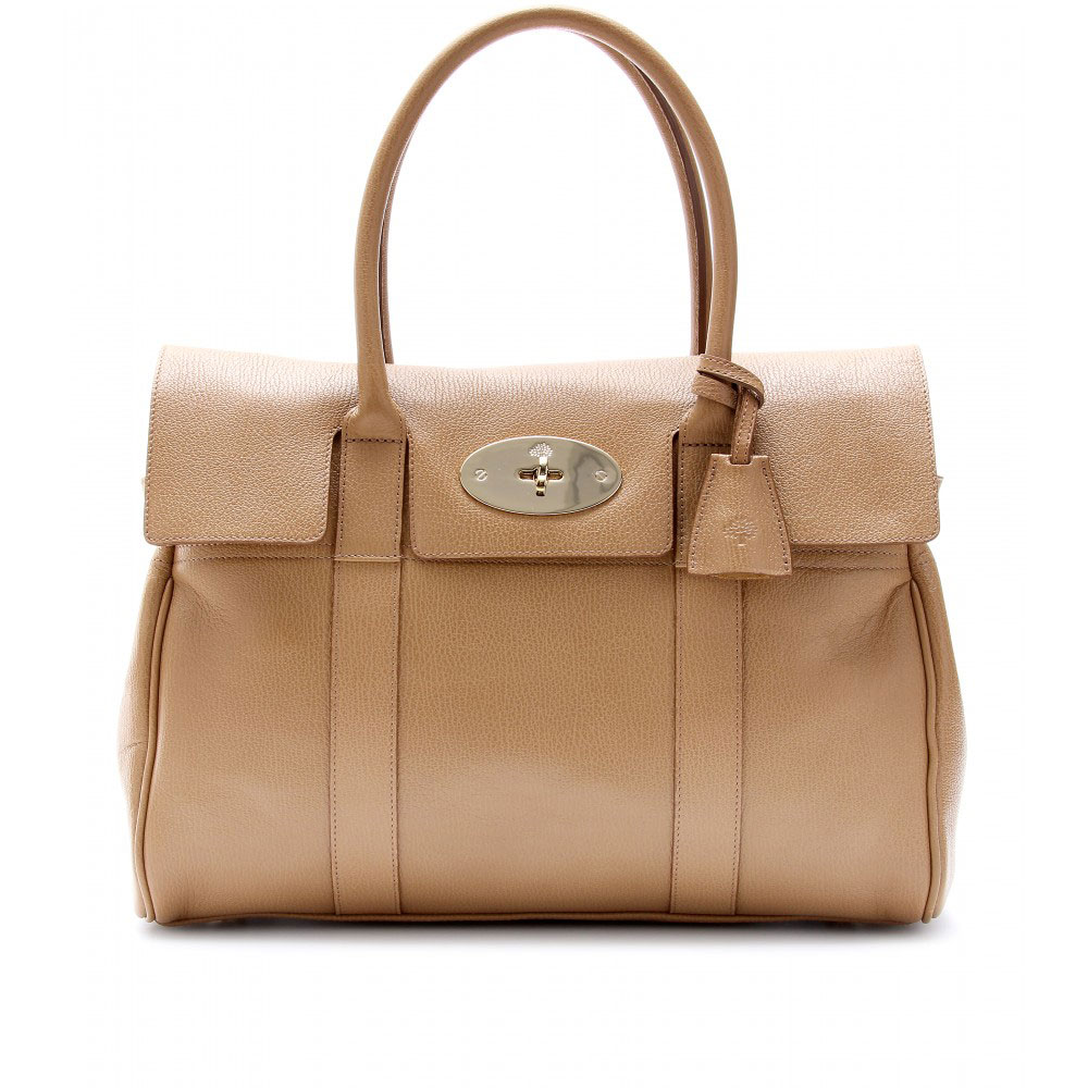 Mulberry eco-friendly vegetable leather luxury handbag
