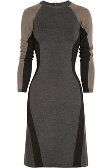 Stella Mc Cartney stretch-knit dress