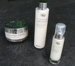 2moss organic hair care range for dry and damaged hair