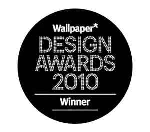 Luxury organic perfumes Honoré des Prés Wallpaper design award
