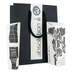 Absolution organic body care gift set