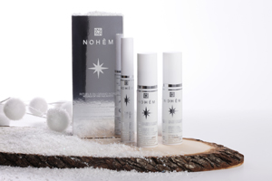 Nohèm organic face skincare range was inspired by Asian women natural beauty secrets and ingredients