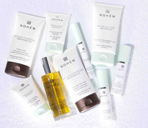 Nohèm natural skincare beauty products are fairtrade and certified organic