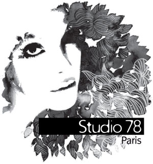 Studio 78 Paris makeup products are certified organic, 100% natural and mineral