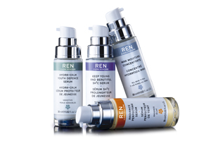 Buy Ren Skincare natural cosmetics products