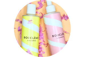 Natural hair care for curls - Bouclème