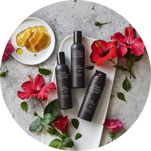John Masters Organics natural organic hair care