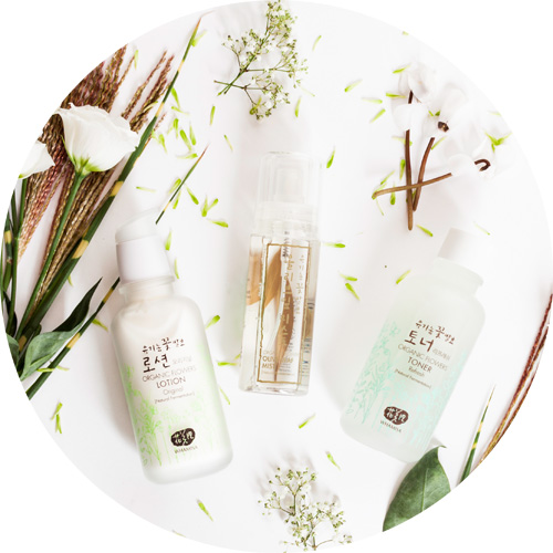 Buy Whamisa natural skincare and organic k-beauty products from Korea