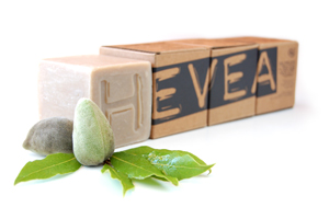 Fresh and natural organic beauty product brand Hevea