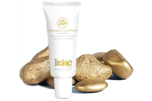 Luxury organic cosmetics and natural spa products range Iroisie
