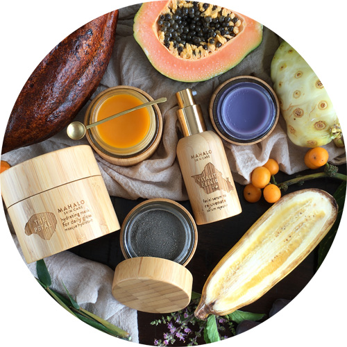 Buy Mahalo natural and organic skincare