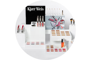 Kjaer Weis natural makeup products