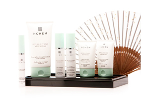 Nohem luxury organic beauty products from asia and africa natural ingredients