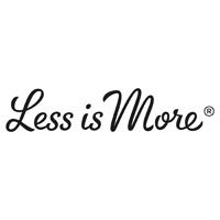 Less is More organic hair care logo