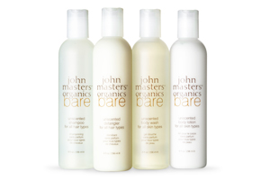 John Masters Organics natural hair care and skin care beauty products