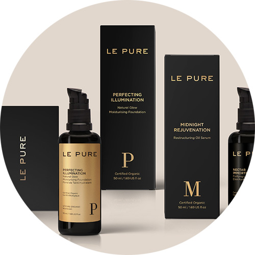 Shop and buy Le Pure natural products in Europe and Russia
